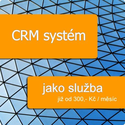 CRM systém jako služba (HP ilustrační obrázek)